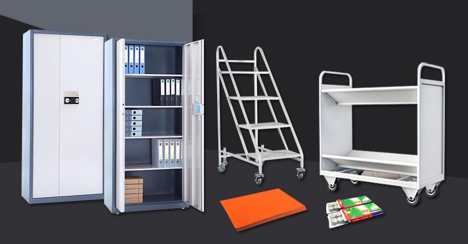 档案密集柜通常用在哪里